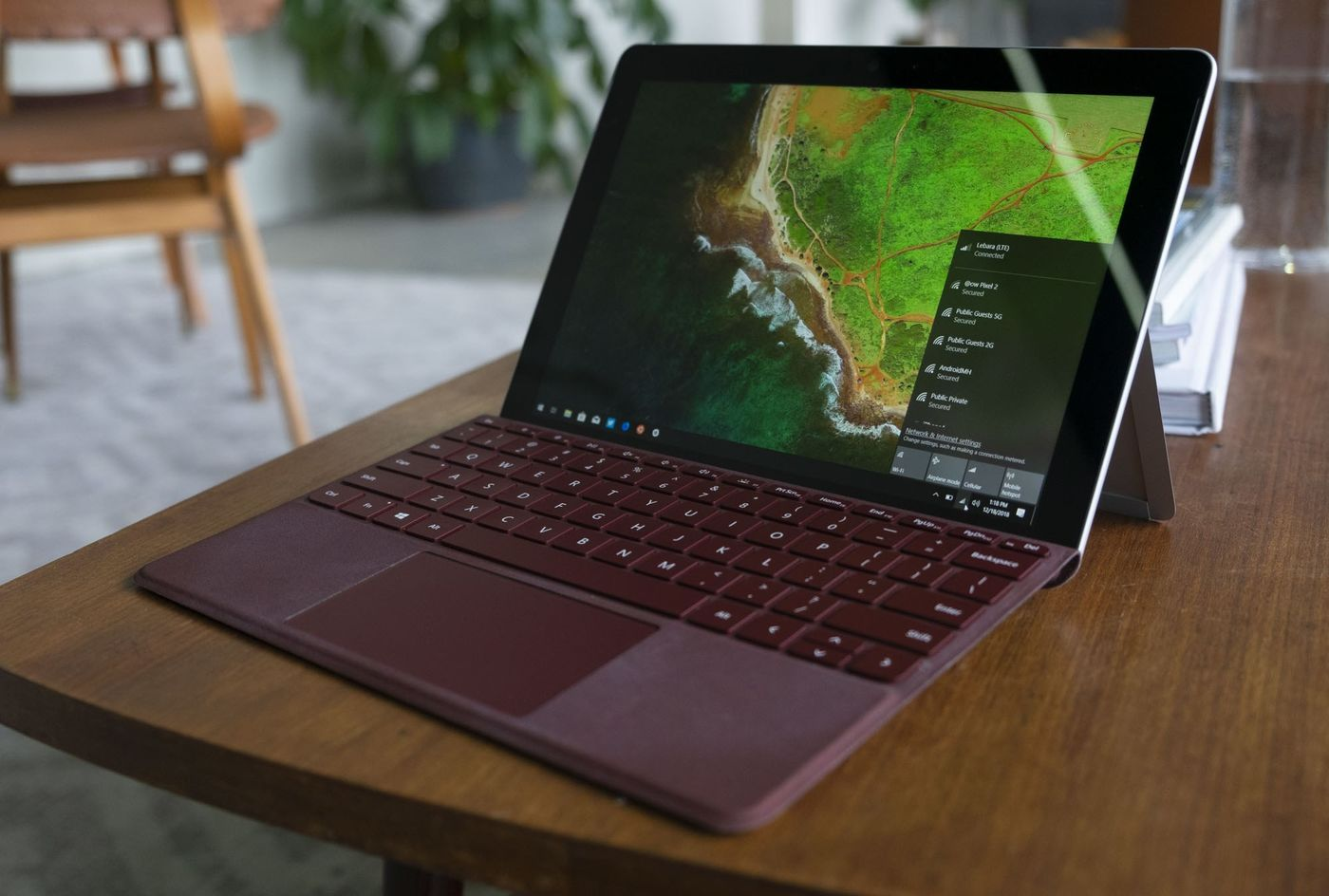 Surface Go with LTE review (2018): the best tablet for work