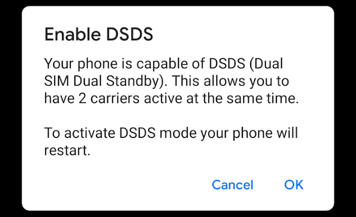 Pixel 3 gets dual SIM dual standby (DSDS) support with Android Q