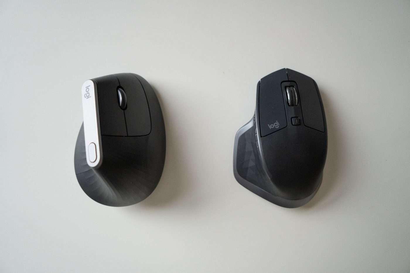 Sore wrists? Logi's MX Vertical mouse can help